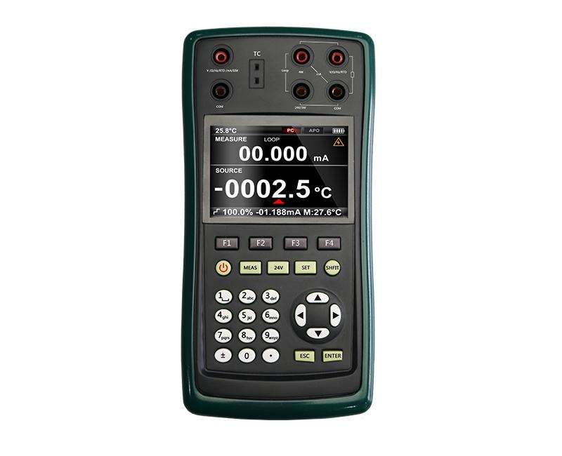 ET2125高精度多功能过程校准器产品介绍